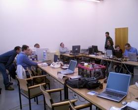 Linuxinstallation 2004
