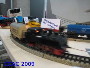 Modellbahnsteuerung mit Linux Studieninfotag 2009