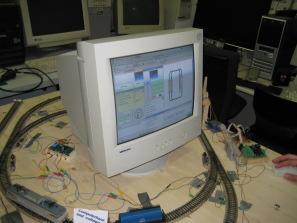 CCAC Computer-Oldiethek und digitale Modellbahnsteuerung