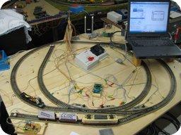 Digitale Modellbahnsteuerung RocRail unter Linux