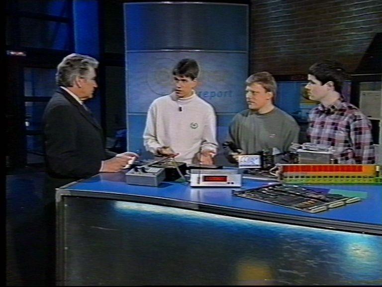 Foto aus der Sendung