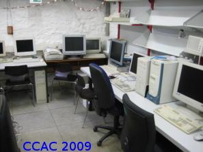 Raum Elektronik-Linux-Windows