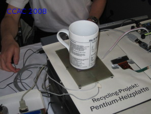 Teewaermer Studieninfotag 2008